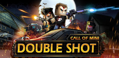 Call of Mini: Double Shot v1.21 Apk + Data Android