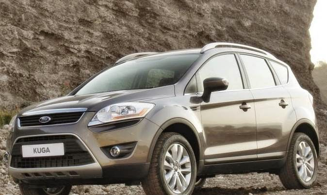 Ford Kuga 4x4 Off Road
