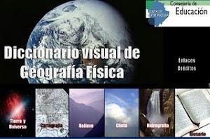 Diccionario visual de geografía