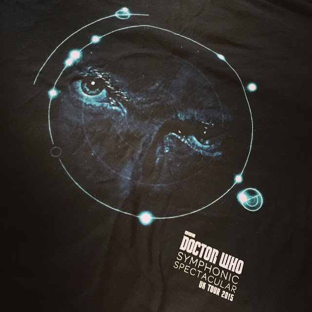 DWSS UK Tour Tshirt
