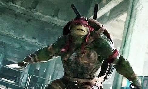 Teenage Mutant Ninja Turtles 2nd movie Trailer - Raphael