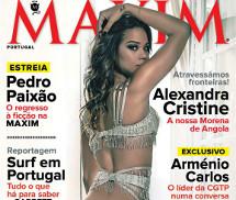 Alexandra Cristine Maxim Portugal Março 2013