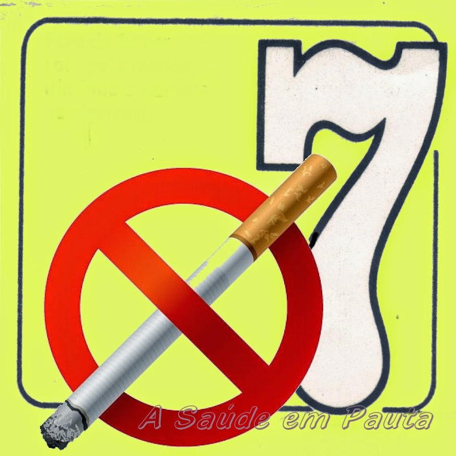 Para evitar a azia e o refluxo, é proibido fumar.