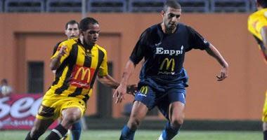 محمد ناصف ظهير أيسر نادي إنبي