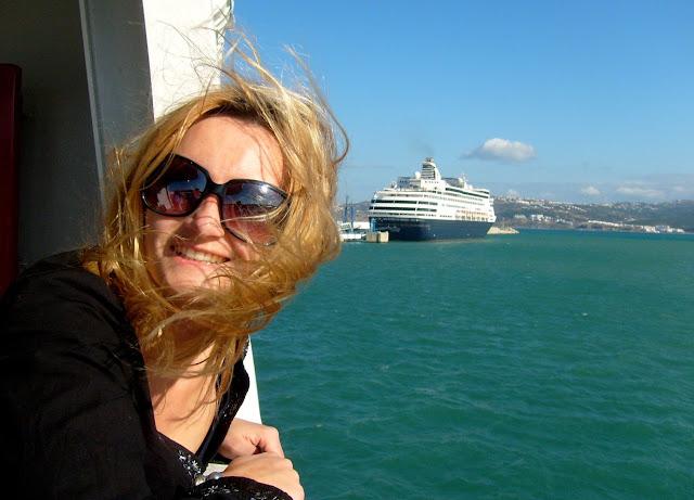 A jak Algeciras – port na Cieślinie Gibraltarskiej po hiszpańskiej stronie