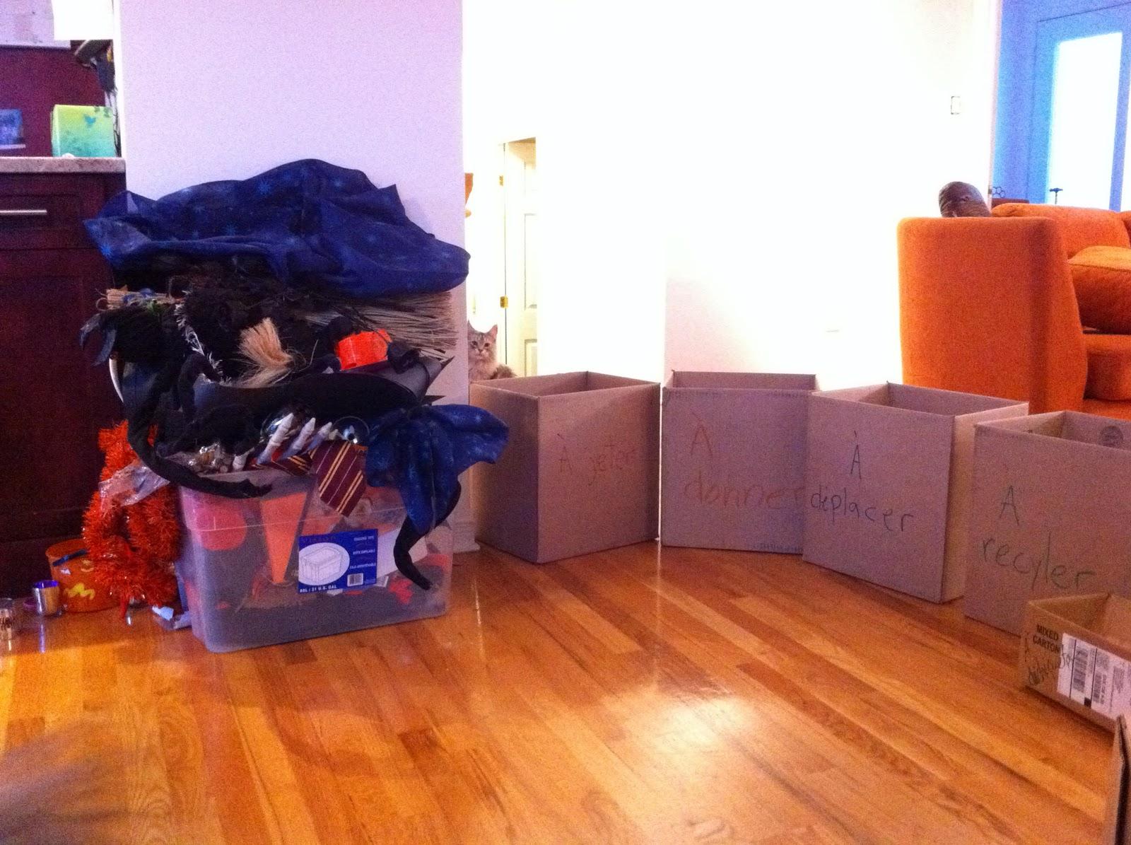 fini le chaos mon rez de chausse est termin. Black Bedroom Furniture Sets. Home Design Ideas