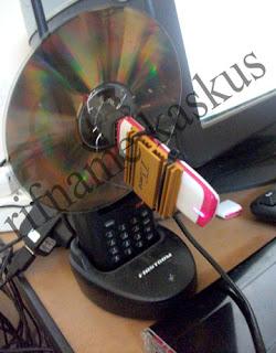 solusi overheat Smartfren Modem AC682