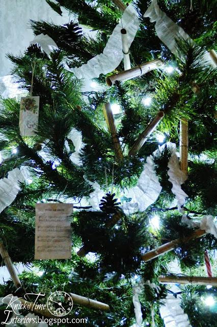 vintage style Christmas tree - KnickofTime.net