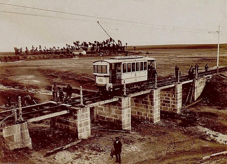 La historia del tranvía de Leganés