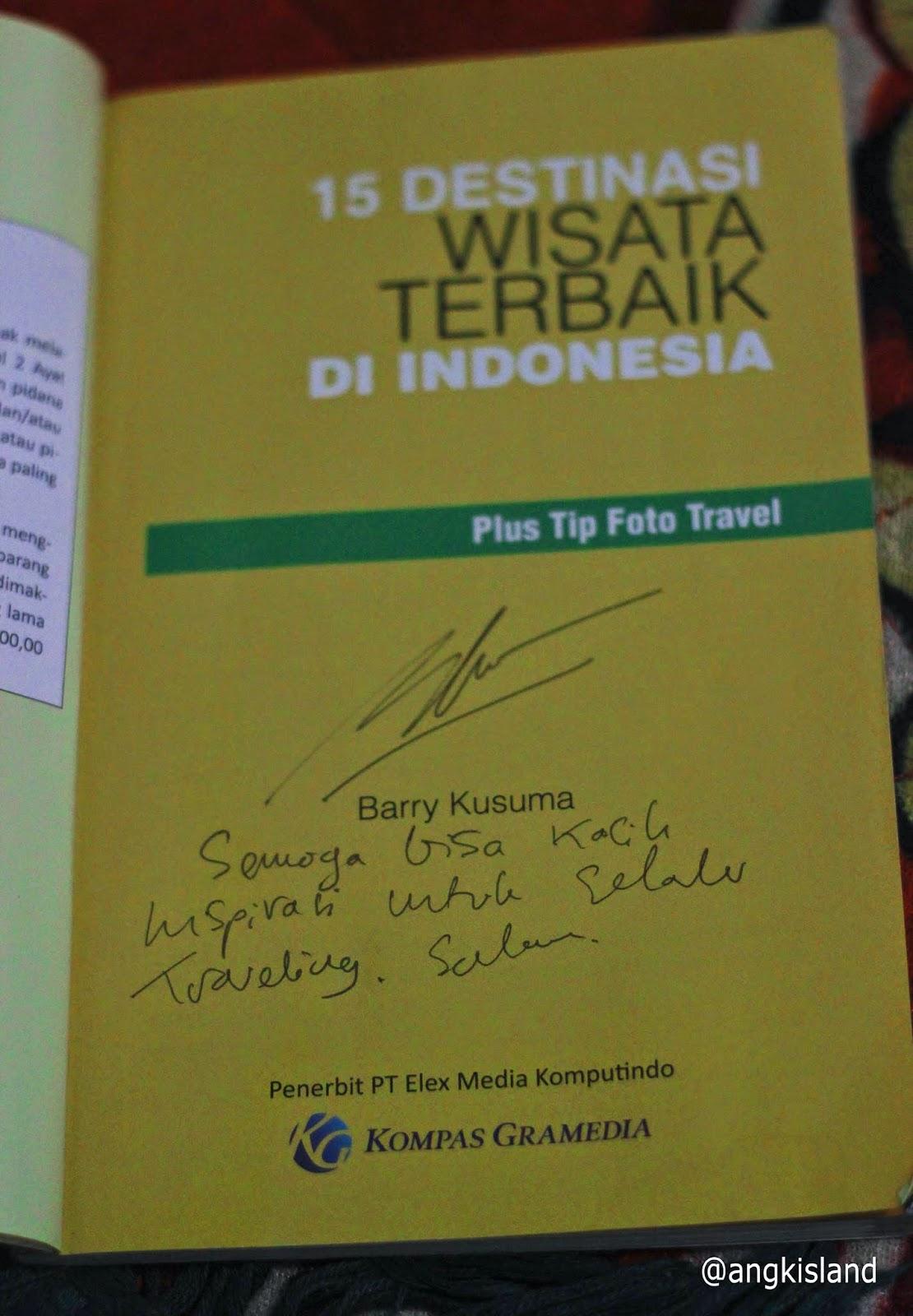 buku wisata gramedia