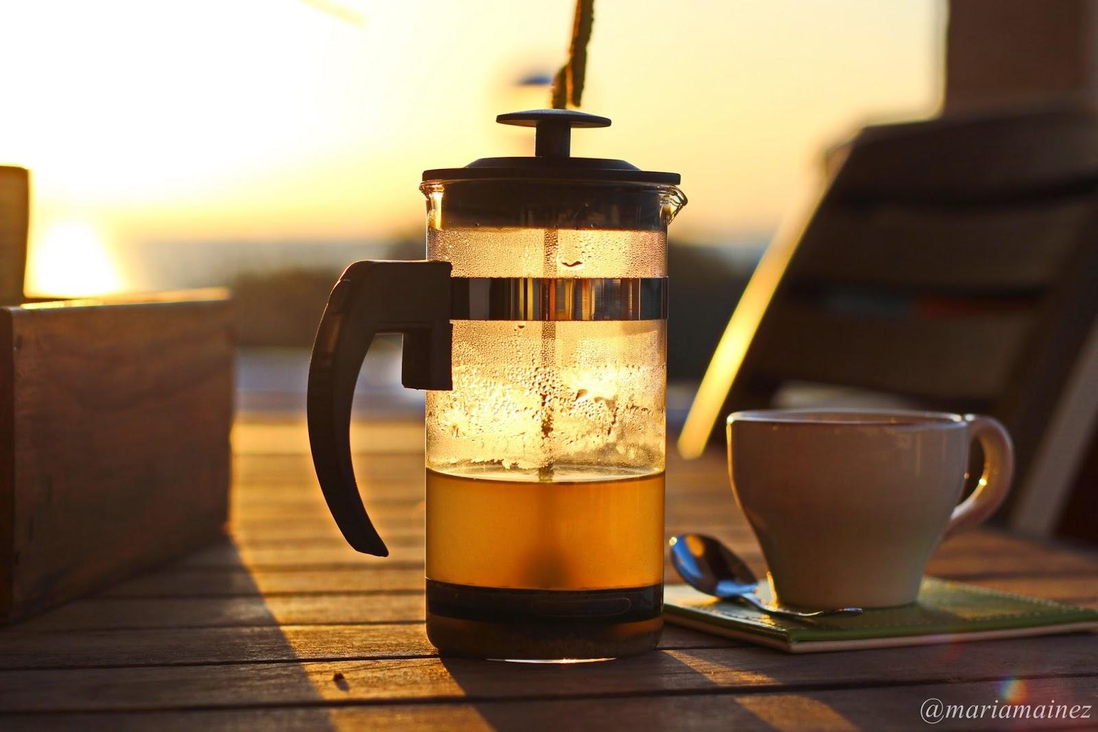 Cafe Verde - Infusióndecafe - Infusión de Café - Café sin tostar