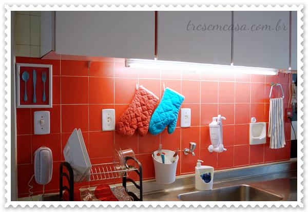 mudar os azulejos da cozinha