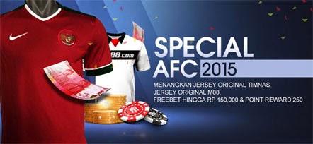 Prediksi Siapa Juara AFC 2015 Bonus Freebet