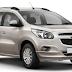 Harga Mobil Chevrolet Spin dan Spesifikasi
