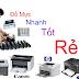 Đổ mực máy in màu Oki C5650n/C5750n