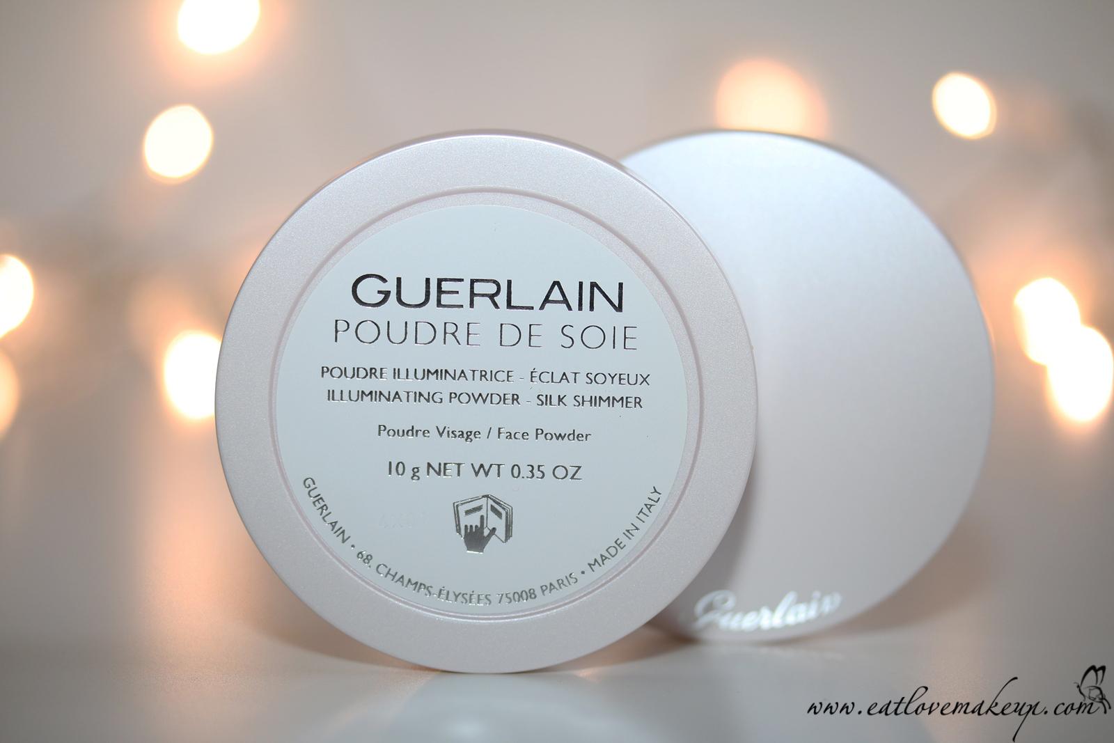 Guerlain Poudre de Soie
