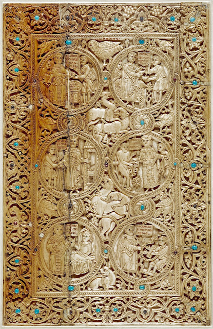To Ψαλτήρι της Μελισσάνθης, βασίλισσας των Ιεροσολύμων http://leipsanothiki.blogspot.be/
