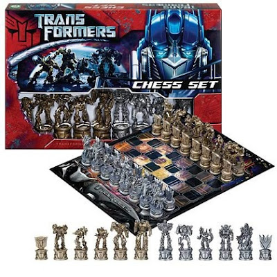 Transformers Chess
