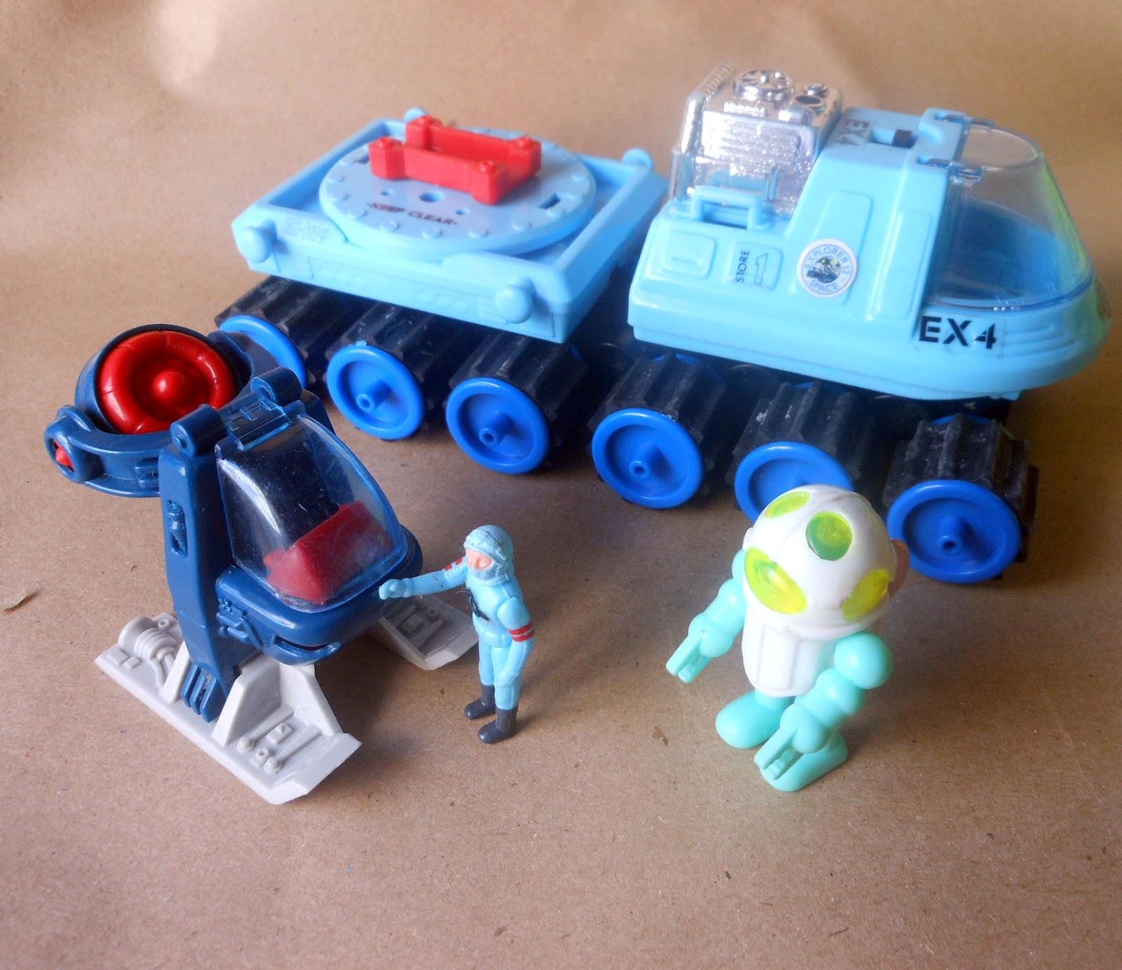 Manta Force Toys Helijet From Manta Force