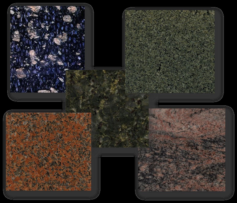 Decora o como combinar bancada de granito cores da casa for Tipos de encimeras de granito