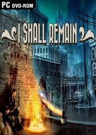 Game I shall remain-codex-cover