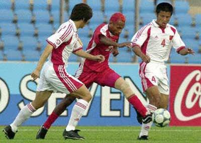 Rocky Putiray,  pemain indonesia yang bermain di luar negeri