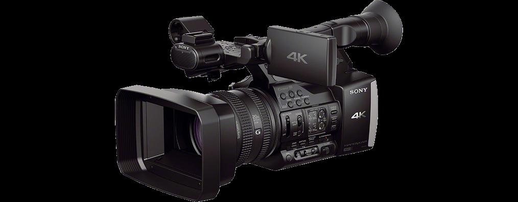 AMR Producciones: Videocamara Handycam® FDR-AX1 4K