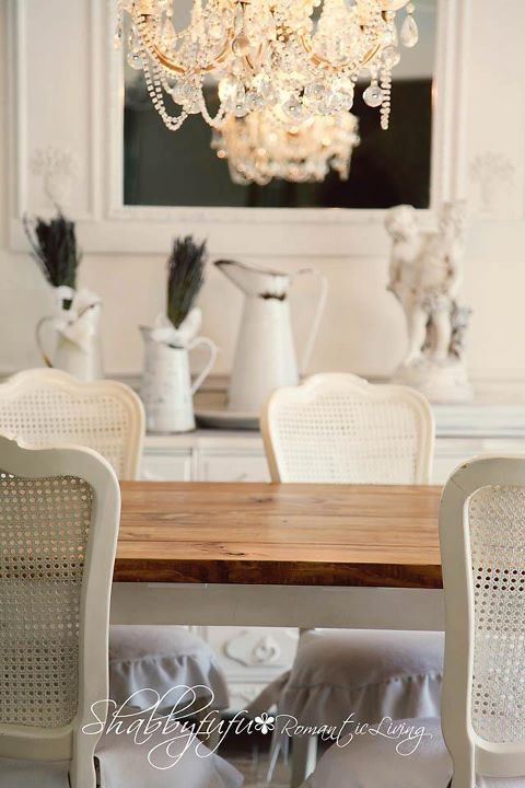 French Farmhouse Table...My Muse, His Muse - shabbyfufu.com