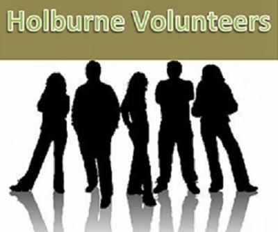 Holburne Volunteers