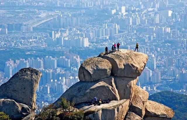 SEOUL at SOUTH KOREA