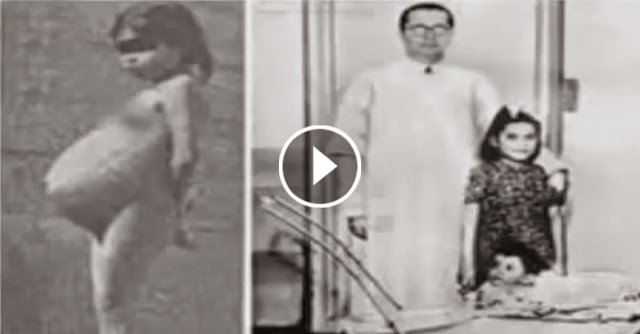 5-year-old Lina Medina...