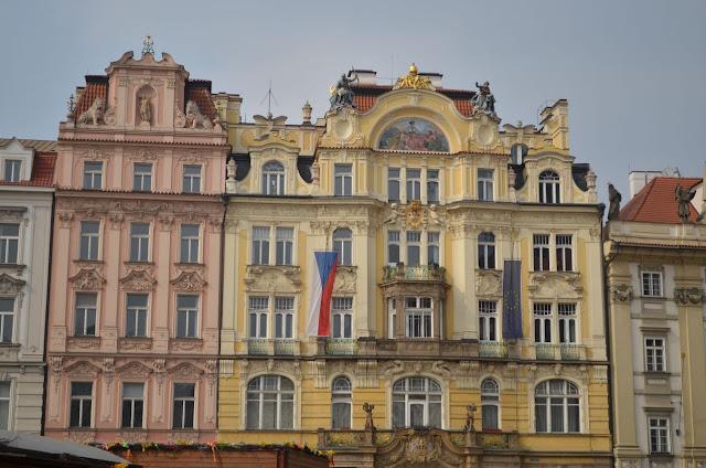 Prag - Stadtansichten