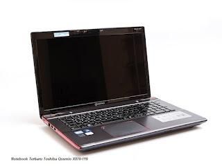 Toshiba Qosmio X870-119 Specs and Price