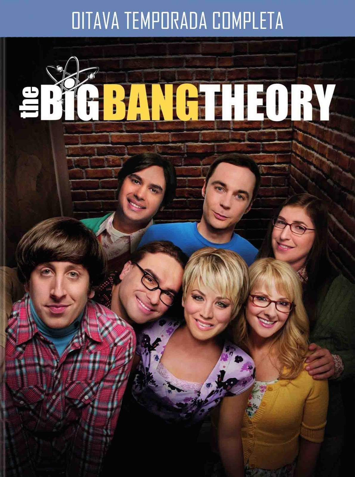 The Big Bang Theory 8ª Temporada Torrent – BluRay 720p Dual Áudio (2015)