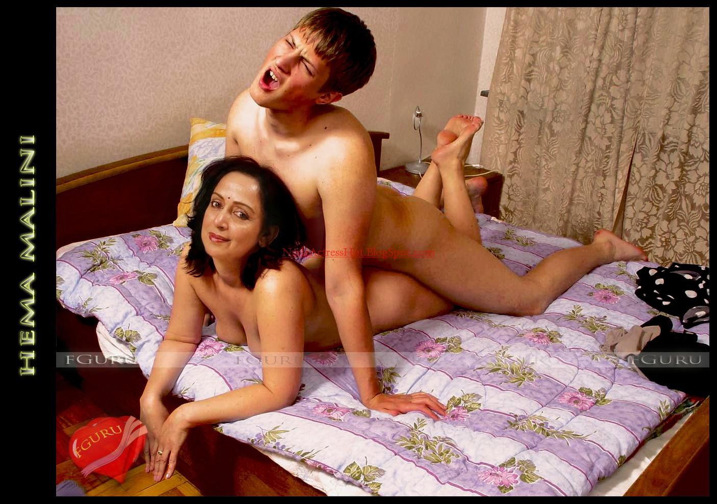 Hema Malini Fake S Naked Images