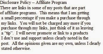 Affiliate Disclosure Statement
