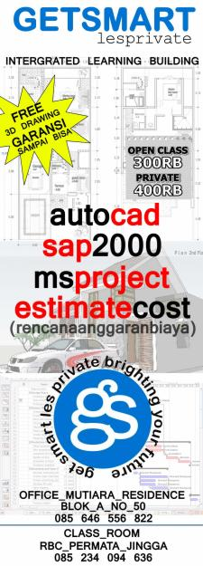Les Auto Cad Malang