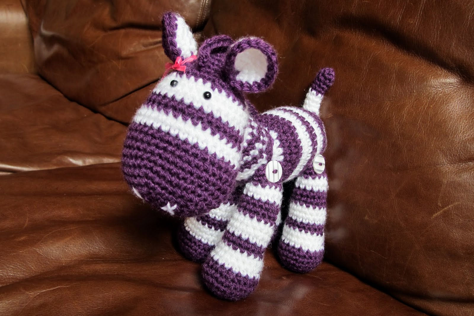 My Own Little Corner: Zoe the Zebra & Giveaway Winner