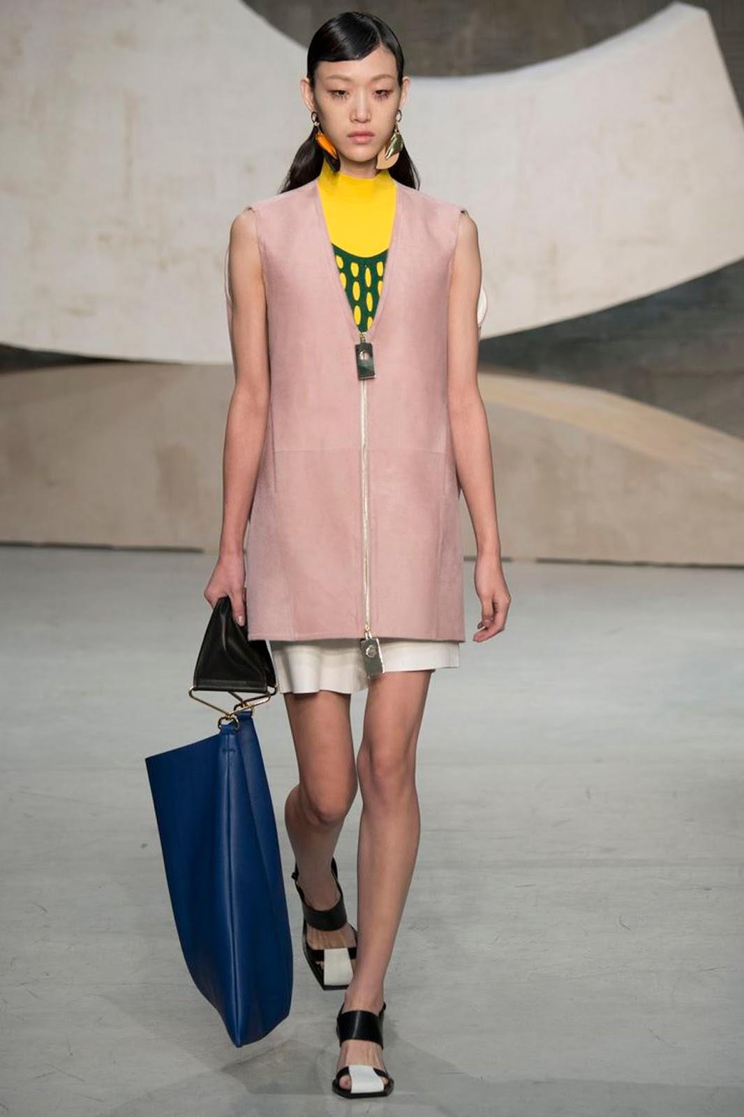 Eniwhere Fashion - Pantone 2016 - Rosa Quarzo
