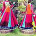 Latest Summer Wear Wedding Collection 2014 For Brides By Jannat Nazir | 7pm Dress