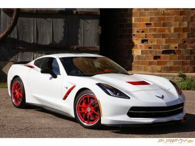 2014 Chevrolet Corvette Custom