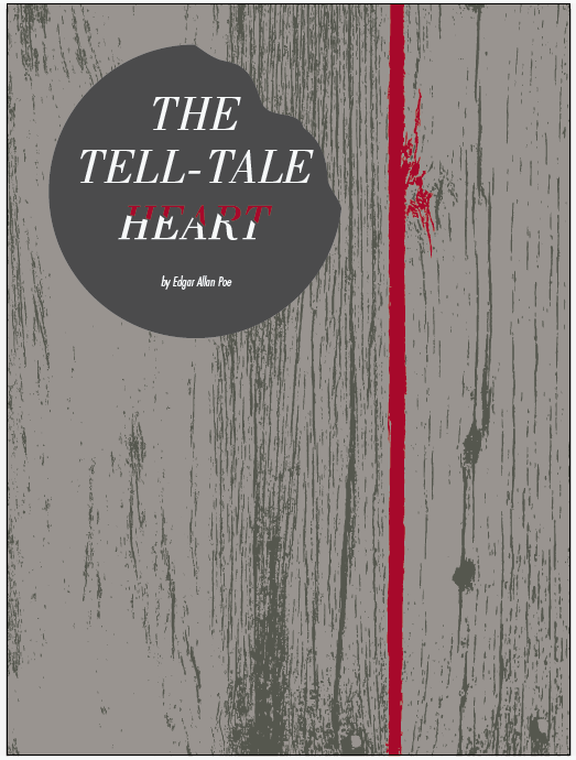 the tell tale heart and human imagination People invited to a presentation do not need a prezi elements of horror in edgar allan poe's the tell-tale heart by alexandra • reader's imagination.