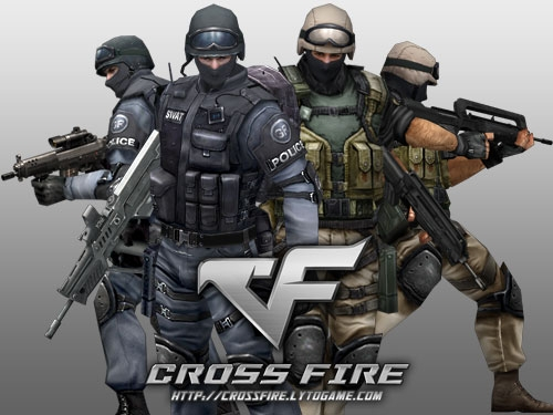 Crossfire Characters