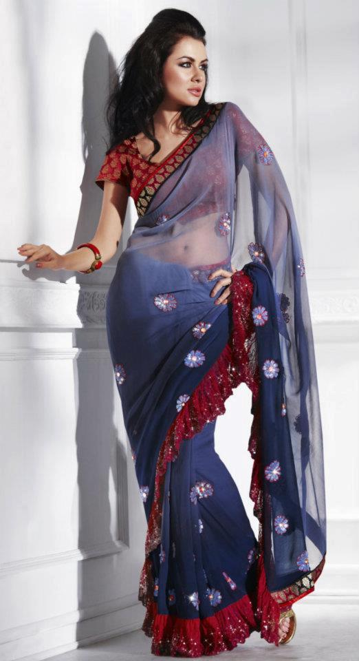 Latest Saree Blouse Design