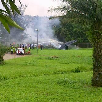 How we survived crash by Feyi Agagu  Vanguard News