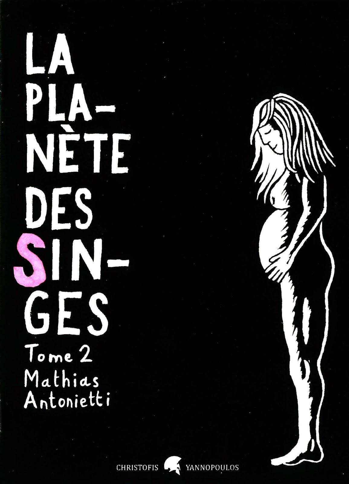 LA PLANETE DES INGES t.2 par Mathias Antonietti