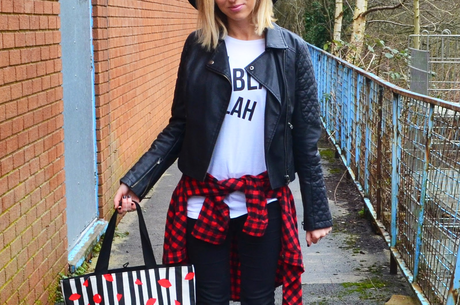 Outfit of the Day - Red Nose Day