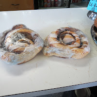 Monster Cinnamon Buns