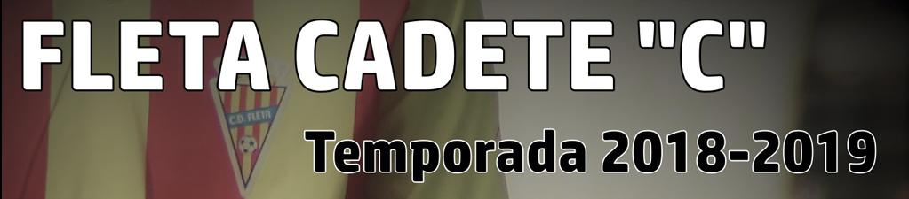 Fleta Cadete 2018-2019