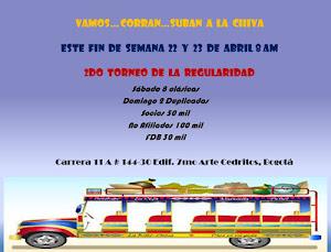 22 y 23 abril - Colombia